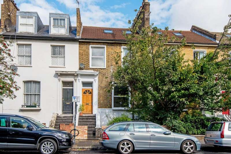 5 Bedrooms Terraced House for sale in Graham Road, Hackney, London E8
