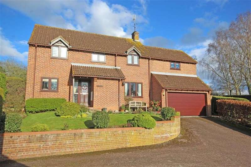 4 Bedrooms Detached House for sale in The Street, Tirley, Gloucester