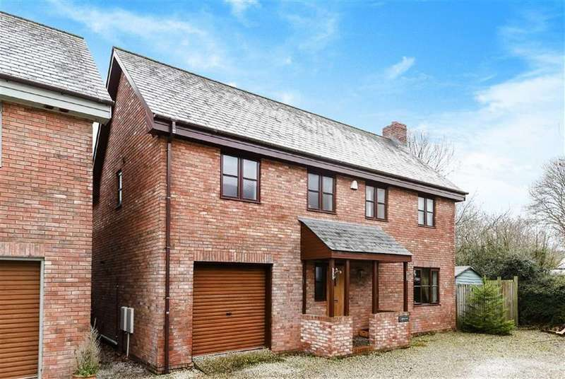 5 Bedrooms Detached House for sale in West Town, Newton St Cyres, Exeter, Devon, EX5