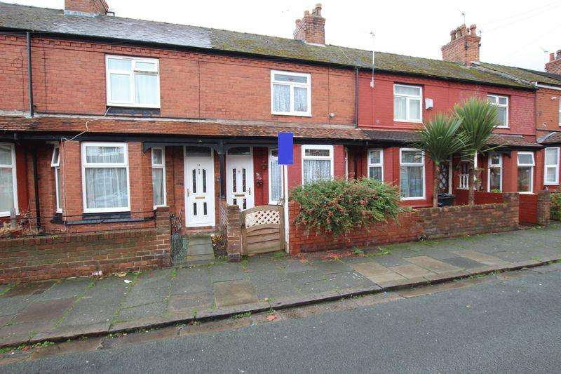 2 Bedrooms Terraced House for rent in Church Street, Ellesmere Port