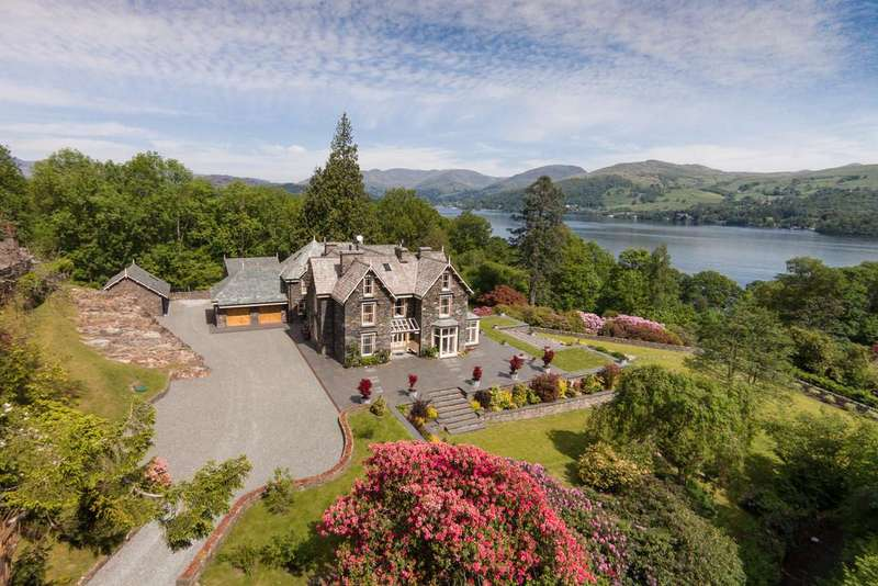 5 Bedrooms Detached House for sale in Balla Wray, High Wray, Ambleside, Cumbria, LA22 0JQ