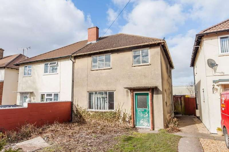 3 Bedrooms Semi Detached House for sale in Gunhild Way, Cambridge