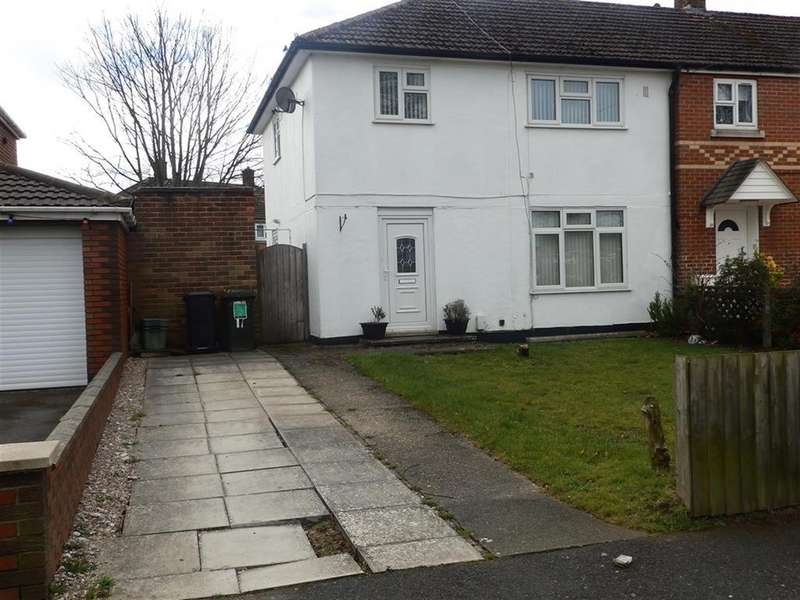 3 Bedrooms Semi Detached House for sale in Sutton Way, Ellesmere Port, Cheshire, CH65 7DJ