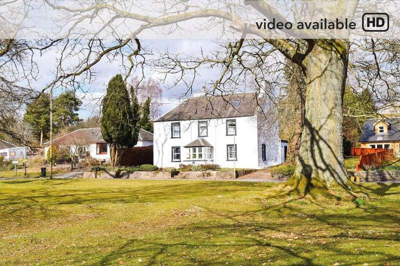 4 Bedrooms Detached House for sale in Old Manse, Pitcairngreen, Perthshire, PH1 3LR