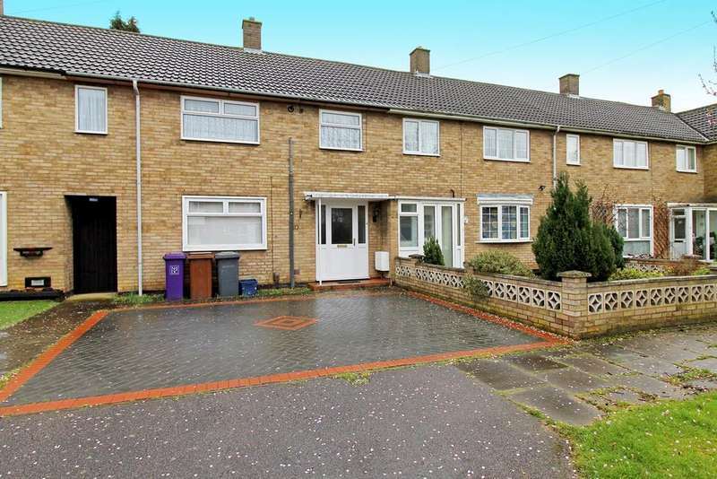 3 Bedrooms Terraced House for sale in Orchard Close, Letchworth Garden City, SG6