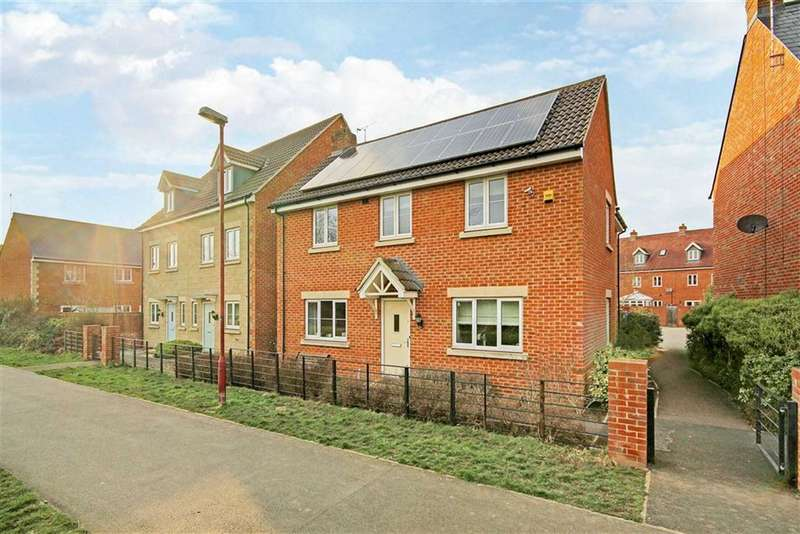 4 Bedrooms Detached House for sale in Casterbridge Road, Swindon