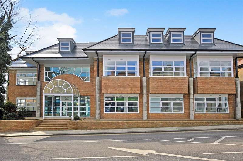 2 Bedrooms Property for sale in Keystone House, 60 London Road, St. Albans