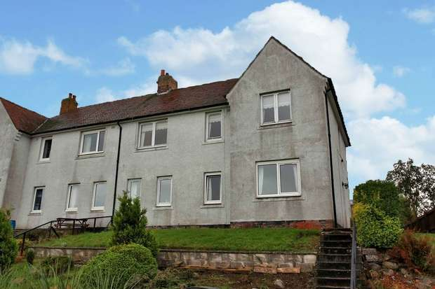 3 Bedrooms Flat for sale in Garthdee Crescent, Aberdeen
