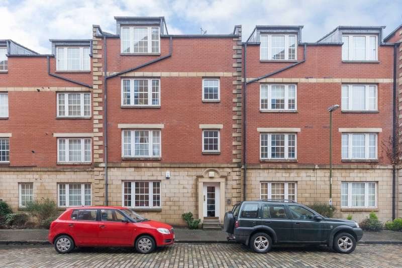 2 Bedrooms Ground Flat for sale in Poplar Lane, Leith, Edinburgh, EH6 7HD