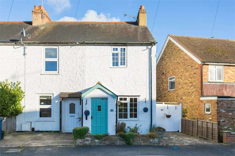 3 Bedrooms End Of Terrace House for sale in Orchard Grove, Chalfont St Peter