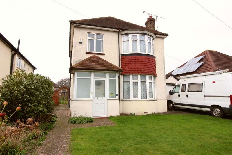 3 Bedrooms Detached House for sale in Broomwood Road, Orpington, BR5