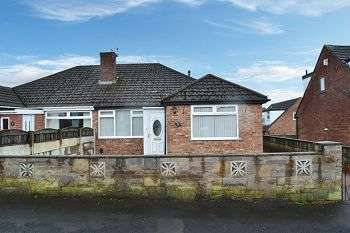 2 Bedrooms Bungalow for sale in Finchley Crescent, Whelley, Wigan, WN2 1AZ