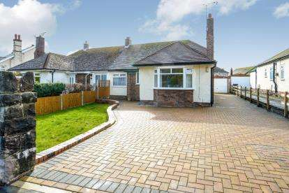 2 Bedrooms Bungalow for sale in Penrhyn Isaf Road, Penrhyn Bay, Conwy, North Wales, LL30