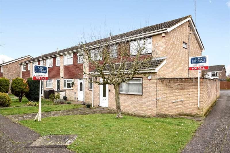 4 Bedrooms End Of Terrace House for sale in Leaholme Waye, Ruislip, Middlesex, HA4