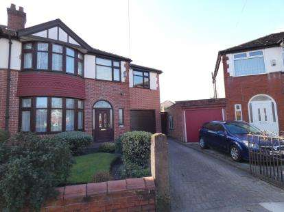 4 Bedrooms Semi Detached House for sale in Henley Avenue, Firswood, Manchester, Greater Manchester
