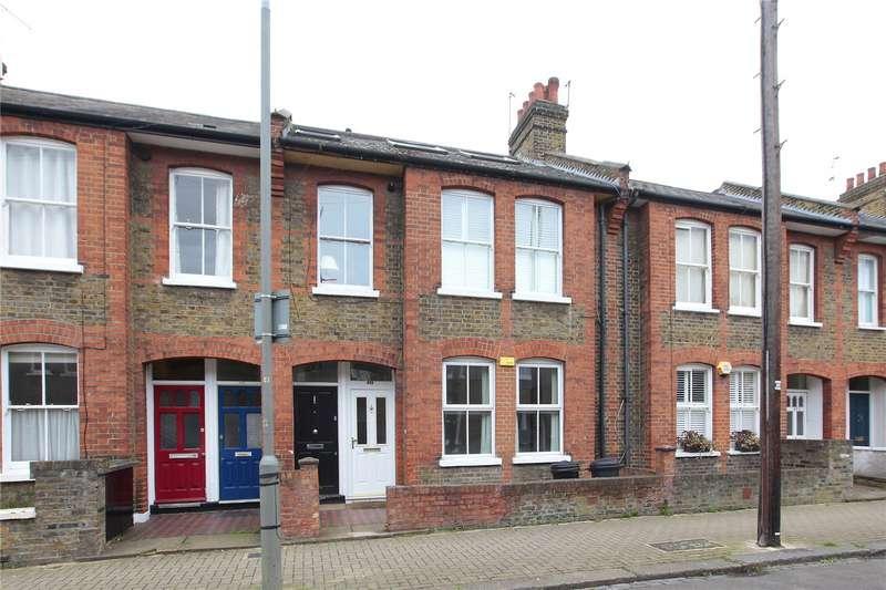 2 Bedrooms Flat for sale in Emu Road, Battersea, London, SW8