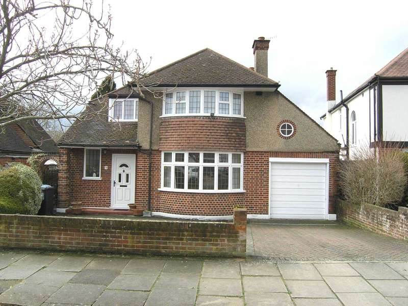 3 Bedrooms Detached House for sale in Harford Drive, Cassiobury