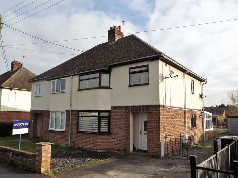 3 Bedrooms Semi Detached House for sale in Alexandra Road, Woodhall Spa, LN10 6RE