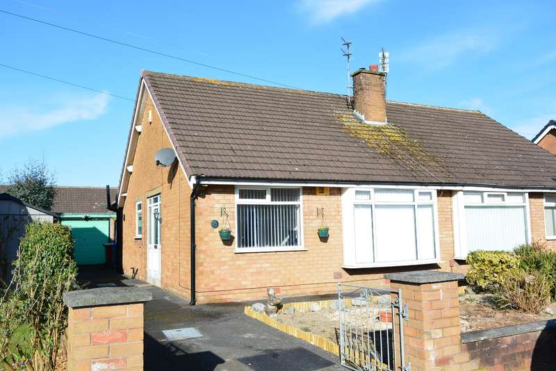 2 Bedrooms Semi Detached Bungalow for sale in Nithside, Blackpool