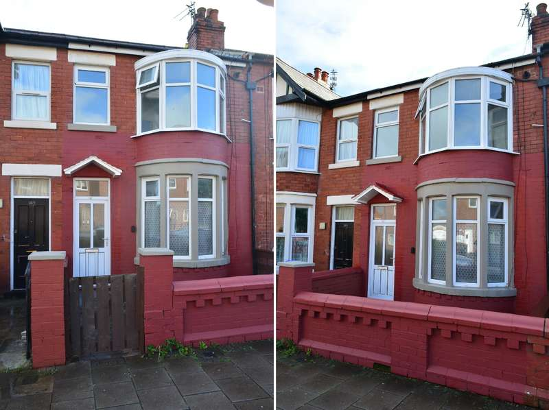 2 Bedrooms Terraced House for sale in George Street, Blackpool, FY1 3SF