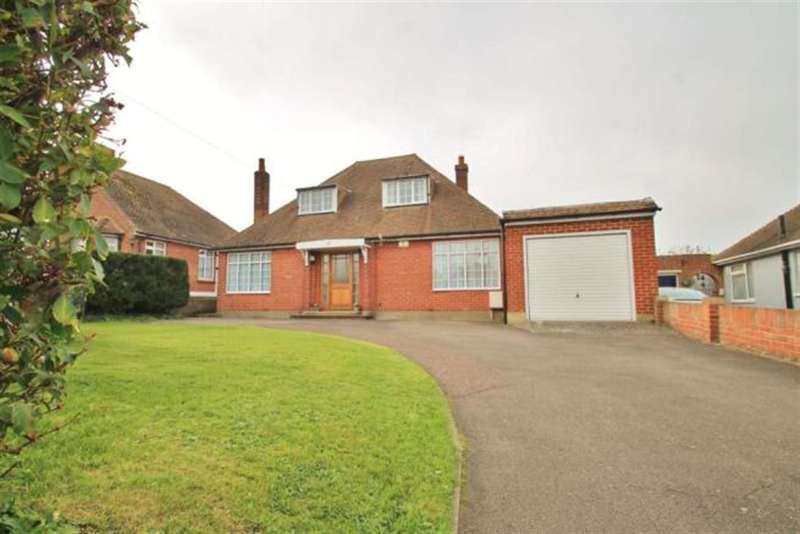 4 Bedrooms Bungalow for sale in Thong Lane, GRAVESEND, DA12 4LD