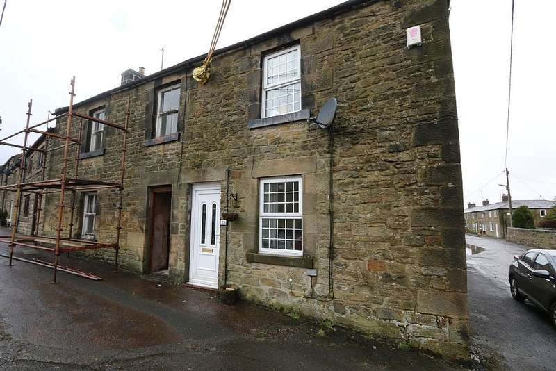 3 Bedrooms End Of Terrace House for sale in Westmacott Street, Ridsdale, Hexham, Northumberland, NE48 2TJ