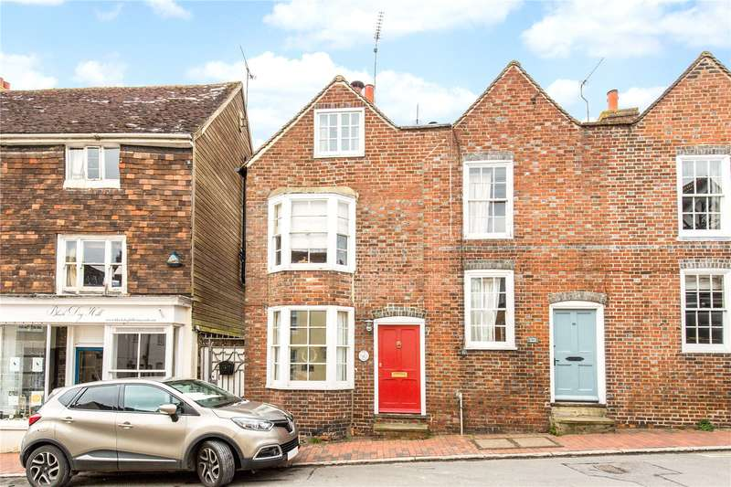 2 Bedrooms Terraced House for sale in High Street, Ditchling, Hassocks, East Sussex, BN6