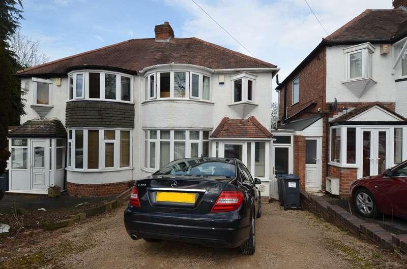 3 Bedrooms Semi Detached House for sale in Meadfoot Avenue, Kings Heath , Birmingham, B14