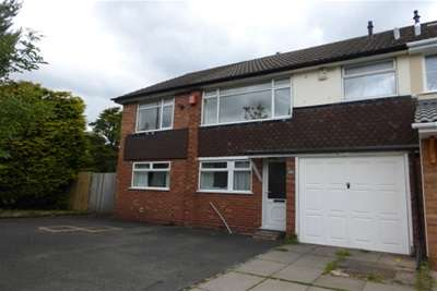 5 Bedrooms Semi Detached House for rent in Lordswood Road, Harborne