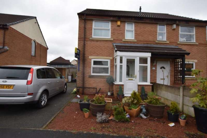 2 Bedrooms Semi Detached House for sale in Shevington Close, Sutton, St. Helens