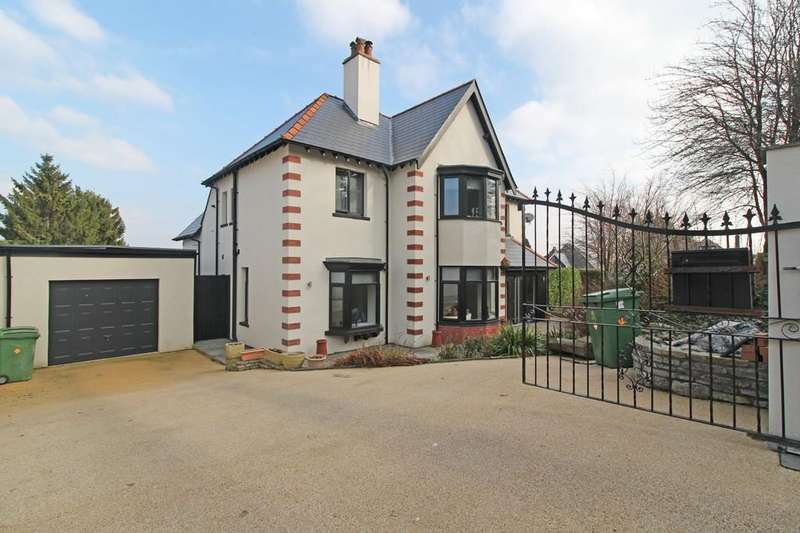 4 Bedrooms Detached House for sale in Windsor Road, Radyr