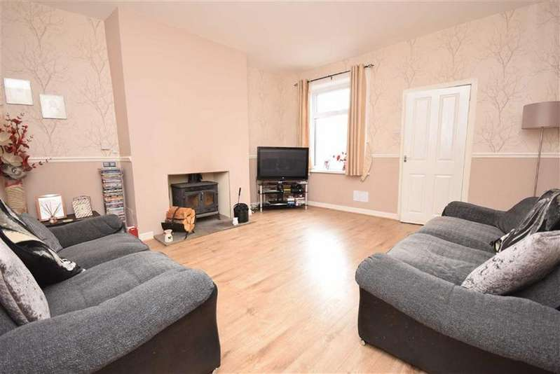 3 Bedrooms Terraced House for sale in Morse Street, Burnley, Lancashire