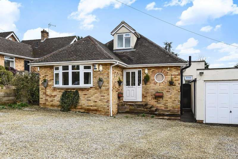 4 Bedrooms Detached House for sale in Horspath, Oxfordshire, OX33