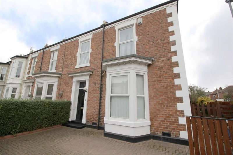 4 Bedrooms End Of Terrace House for sale in Marine Terrace, Blyth