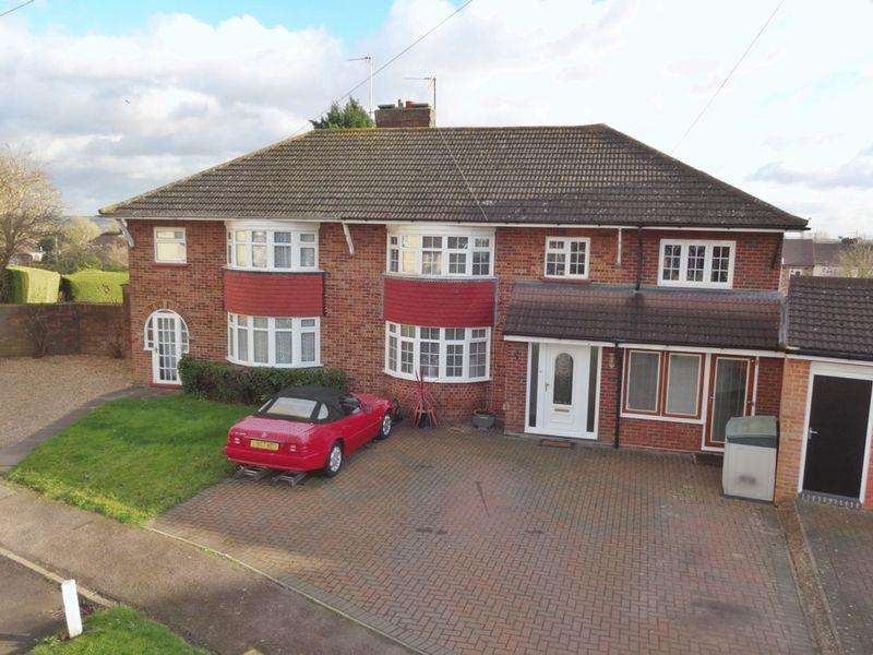 6 Bedrooms Semi Detached House for sale in Bletchley