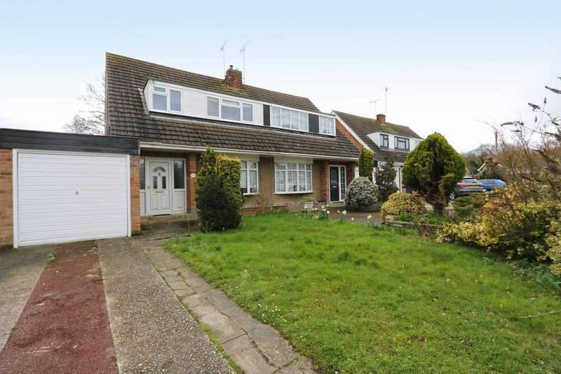 3 Bedrooms Semi Detached House for sale in Marylands Avenue, Hockley, Essex