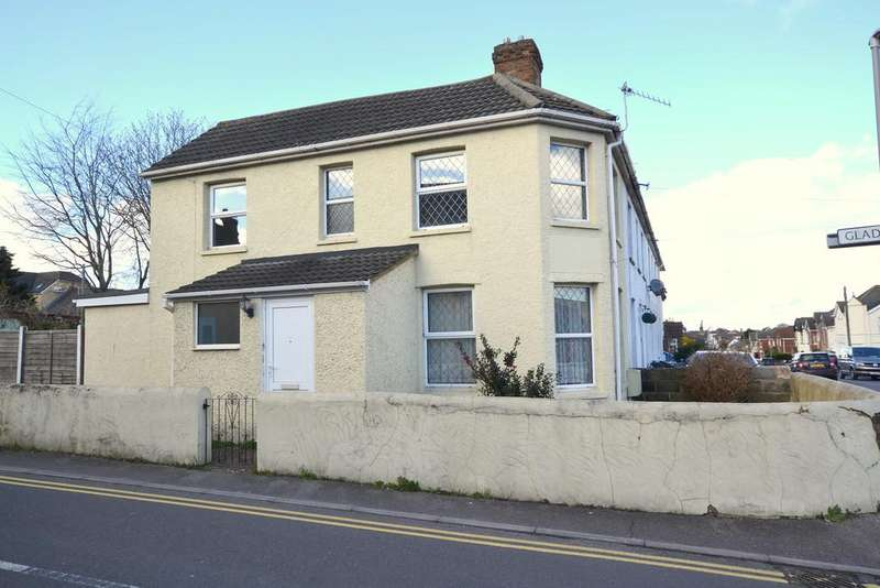 2 Bedrooms End Of Terrace House for sale in Churchill Road, Parkstone, Poole
