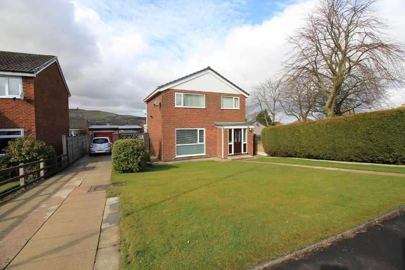 3 Bedrooms Detached House for sale in Priory Drive, Darwen