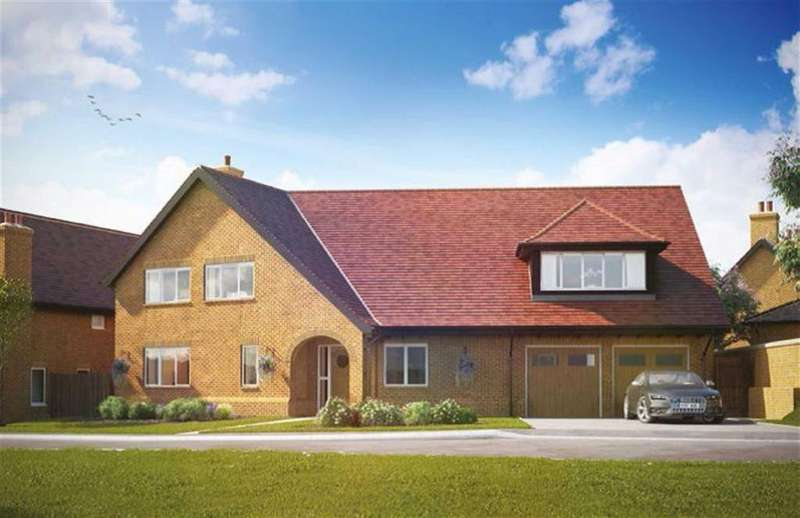 5 Bedrooms Detached House for sale in Merry Hill Road, Bushey, Herts, WD23