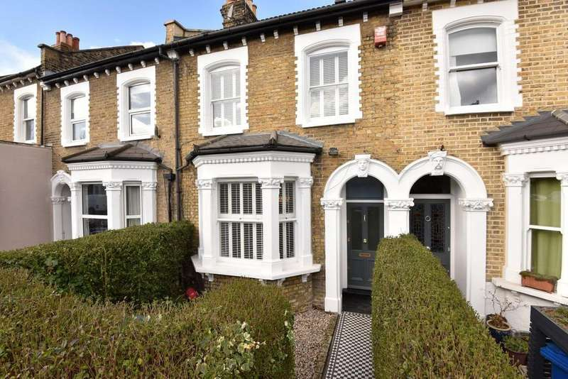 5 Bedrooms Terraced House for sale in Crystal Palace Road, East Dulwich