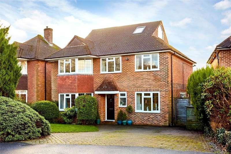 5 Bedrooms Detached House for sale in Farmcombe Road, Tunbridge Wells, Kent, TN2