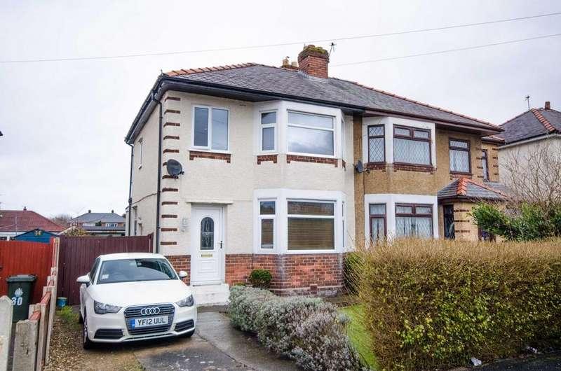 3 Bedrooms Semi Detached House for rent in 28 Dale Drive, Great Sutton, Ellesmere Port