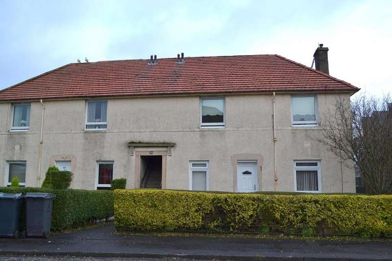 2 Bedrooms Flat for sale in Flat 2, 25 Belville Avenue, Greenock, PA15 2LQ