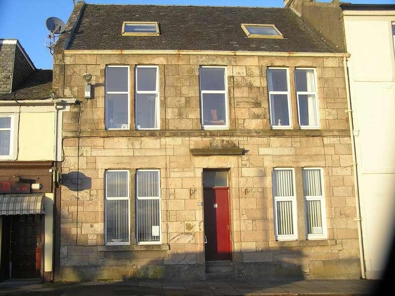 3 Bedrooms Flat for sale in 37 Glasgow Street, Millport, KA28 0DL