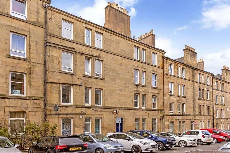 1 Bedroom Flat for sale in 22/3 Wardlaw Place, Edinburgh, EH11