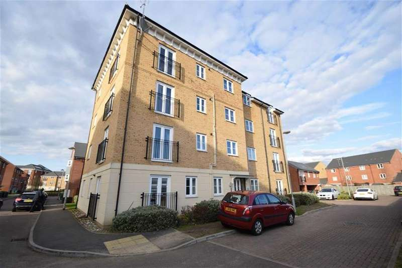 1 Bedroom Apartment Flat for sale in Ward Road, Watford, Hertfordshire