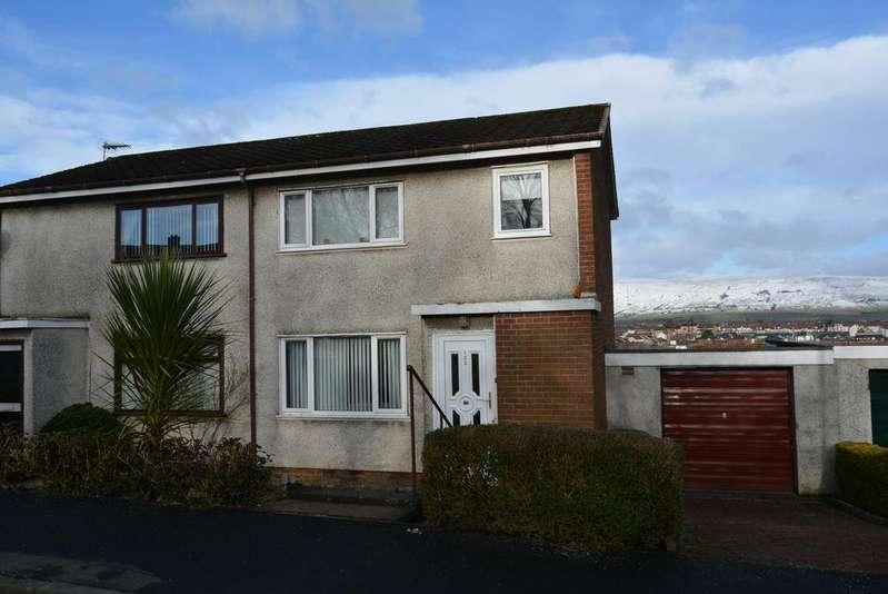 3 Bedrooms Semi Detached House for sale in 103 Loch Road, Kirkintilloch, G66 3EA