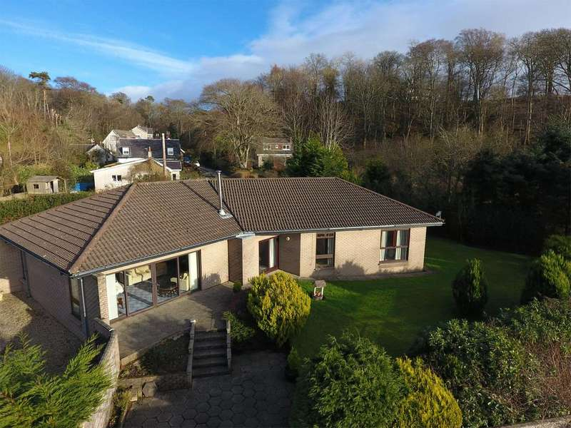 3 Bedrooms Detached Bungalow for sale in The Elms, Meigle, Skelmorlie, PA17 5HA