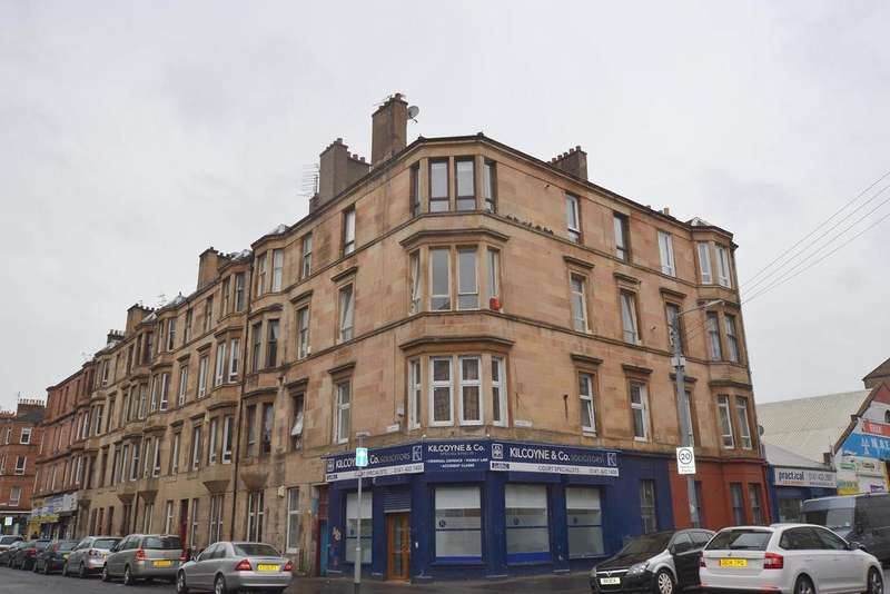 2 Bedrooms Flat for sale in 2/2, 272 Allison Street, Glasgow, G42 8HD