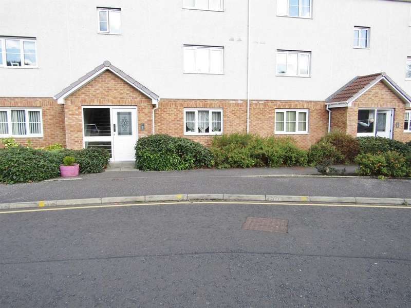 2 Bedrooms Ground Flat for sale in 0/2, 20 Stirrat Crescent, Paisley, PA3 1RA